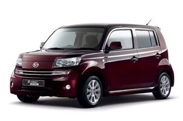 Ruimtestudie van Daihatsu