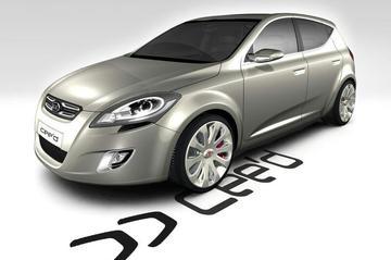 Kia Cee'd concept is nieuwe Cerato