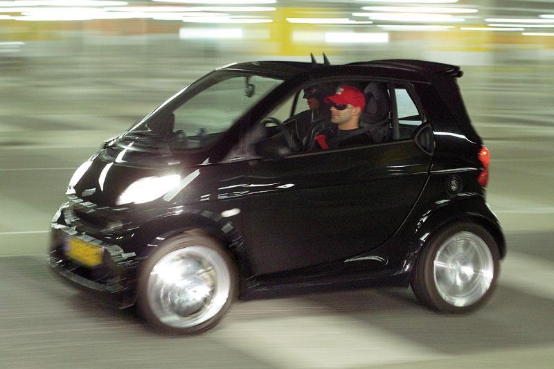 Smart fortwo cabrio Brabus (2004)