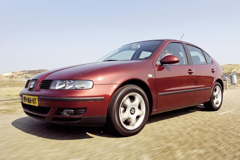 Seat Leon 1.6 16V Executive (2004)
