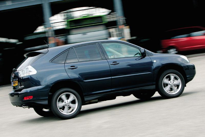 Lexus RX 400h Executive (2005)