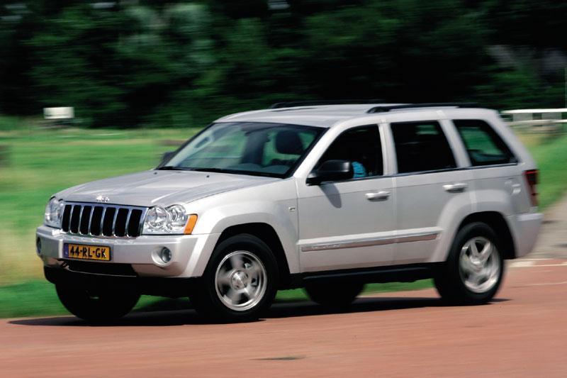 Jeep Grand Cherokee 5.7i HEMI V8 Limited (2005)
