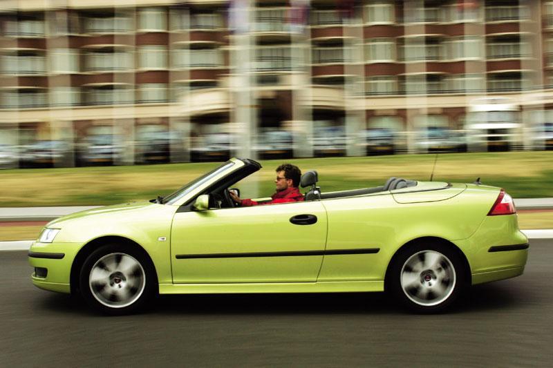 Saab 9-3 Cabriolet 2.0t Vector (2005)