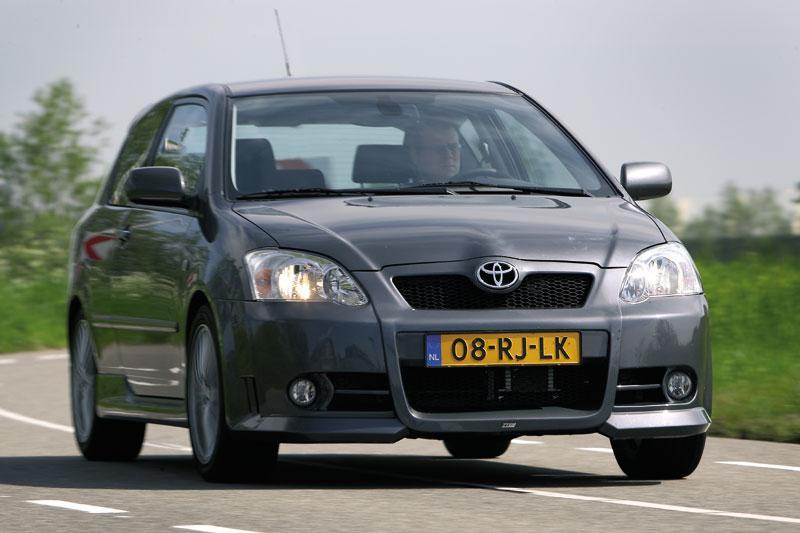 Toyota Corolla 1.8 16v VVTL-i T Sport Compressor (2005)