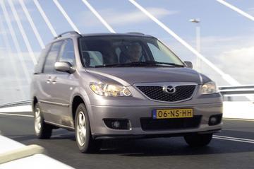 Mazda MPV 2.0 CiTD Active (2004)