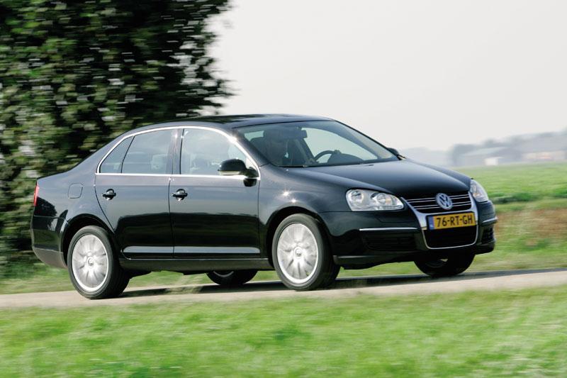 Volkswagen Jetta 1.6 Comfortline (2006)
