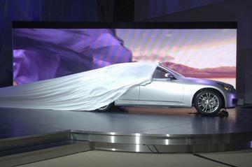 Nieuwe Infiniti G35 onthuld in NY