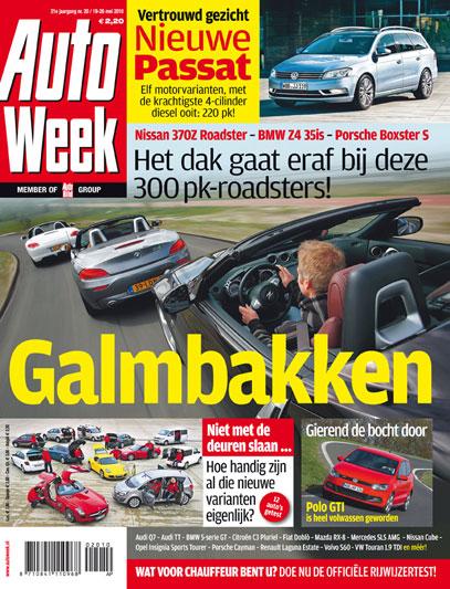 AutoWeek 20 2010