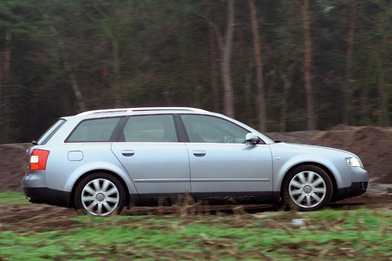 Audi A4 Avant 1.8 Turbo 190pk quattro (2004)