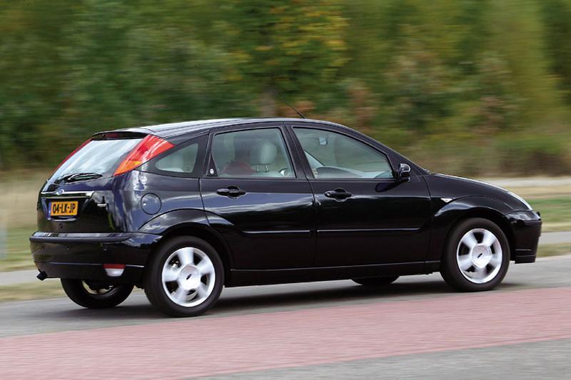 Ford Focus 1.8 TDCi 115 pk Ghia (2003)