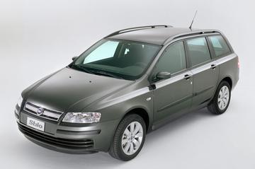 Fiat Stilo Multi Wagon 1.9 Multijet 120 Active (2007)