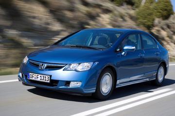 Honda Civic 1.3 DSi i-VTEC Hybrid (2006)