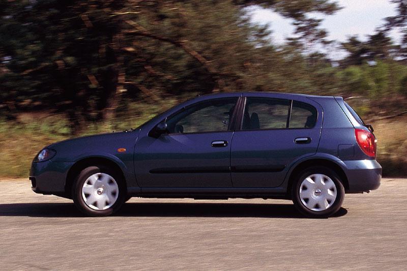 Nissan Almera 1.5 dCi Acenta (2004)