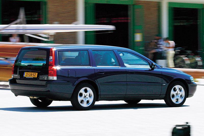 Volvo V70 2.4 170 pk Edition II (2003)