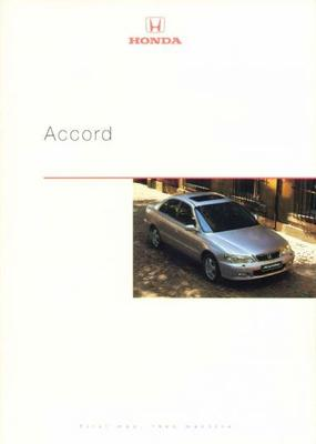 Honda Accord Typer