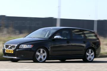 Volvo V50 2.0D Powershift Momentum