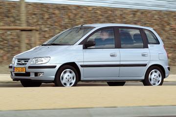 Hyundai Matrix 1.6i DynamicVersion (2004)