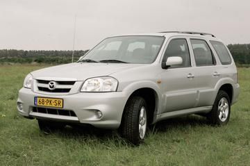 Mazda Tribute 2.3 4WD Touring (2004)