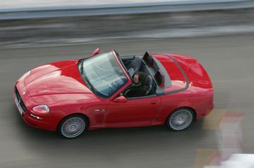 Gereden: Maserati GranSport Spyder