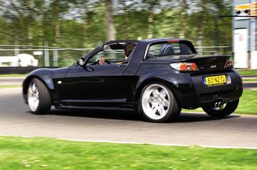 Smart roadster 74kW Brabus (2004)