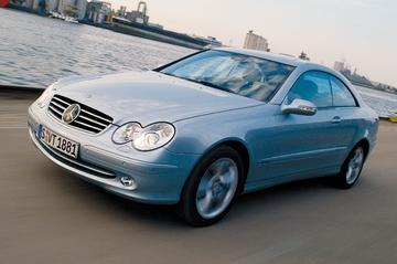 Mercedes-Benz CLK 500 Avantgarde (2004)