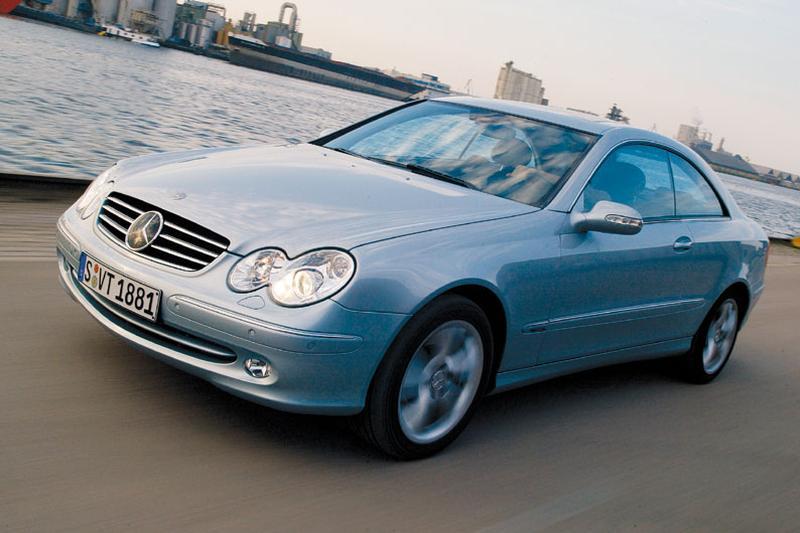 Mercedes-Benz CLK 500 Avantgarde (2004)