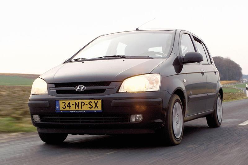 Hyundai Getz 1.5 CRDi DynamicVersion (2004)