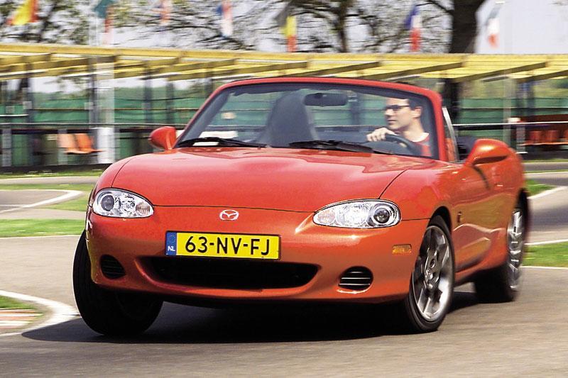 Mazda MX-5 1.6 Dynamic (2004)