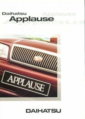 Daihatsu Applause Hd,16