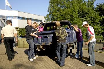 Dodge W200 pick-up