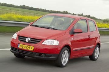 Volkswagen Fox voor minder