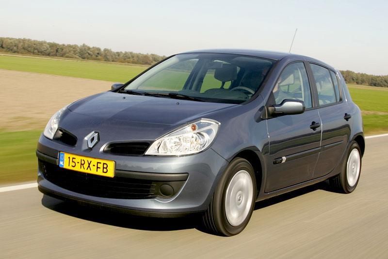Renault Clio 1.5 dCi 70 Expression (2006)