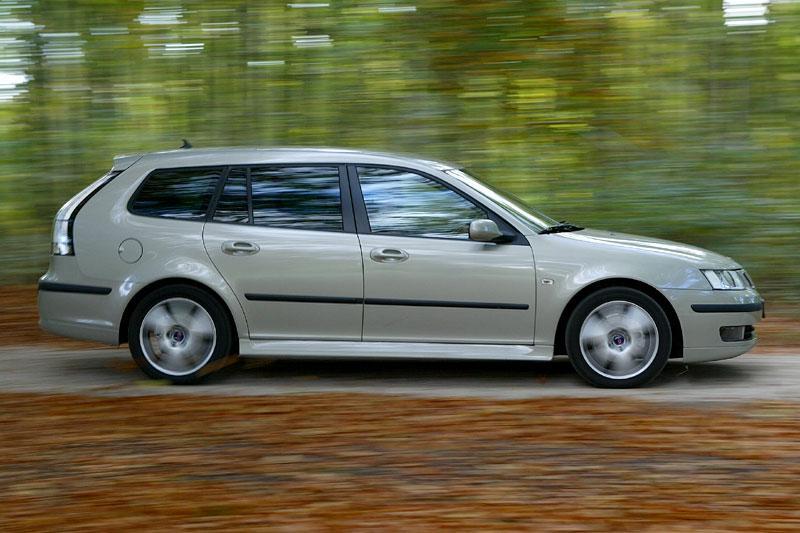 Saab 9-3 Sport Estate 1.9 TiD 150pk Linear Business (2006)