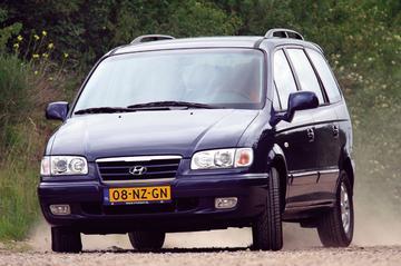 Hyundai Trajet 2.0i CVVT DynamicVersion (2005)