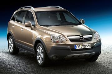 Antara nieuwe SUV van Opel