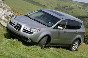 Subaru B9 Tribeca geprijsd