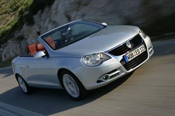 Nieuw topmodel Volkswagen Eos