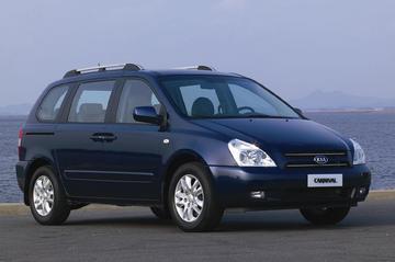 Kia Carnival 2.7 V6 LX (2007)