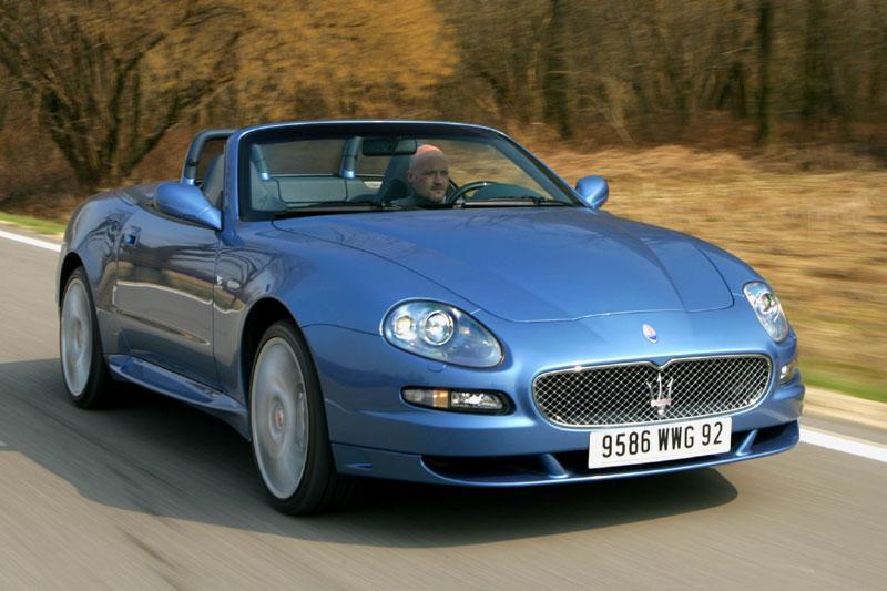 Maserati Spyder GranSport
