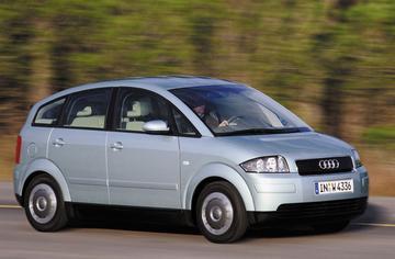 """""""Audi A2 laten herleven"""""""