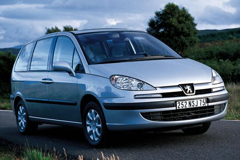 Peugeot 807 Norwest 2.2-16V (2005)