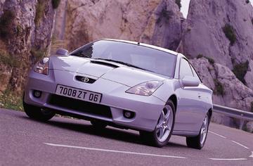 Toyota Celica 1.8 VVT-i (2000)