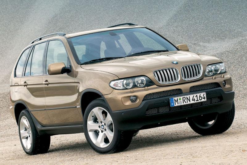 BMW X5 3.0d Executive (2004)