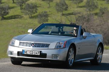 Einde voor Cadillac XLR