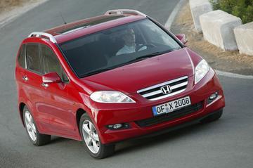 Productie Honda FR-V stopt