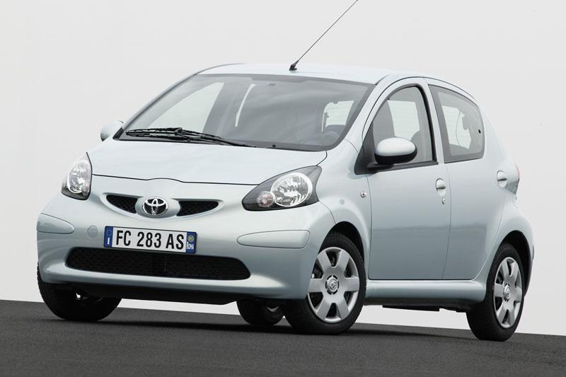 Toyota Aygo 1.0 12v VVT-i + (2008)