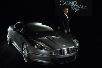 James Bond opnieuw in Aston DBS