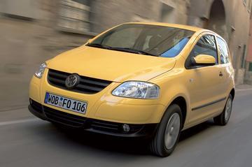 Volkswagen Fox diesel goedkoper