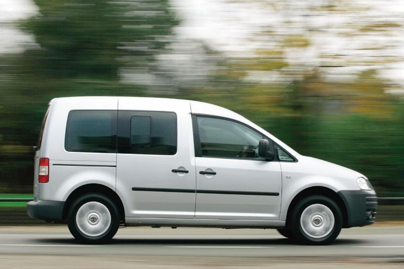 Volkswagen Caddy 1.9 TDI Trendline (2005)