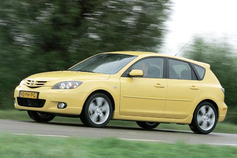 Mazda 3 Sport 2.0 Active (2005)